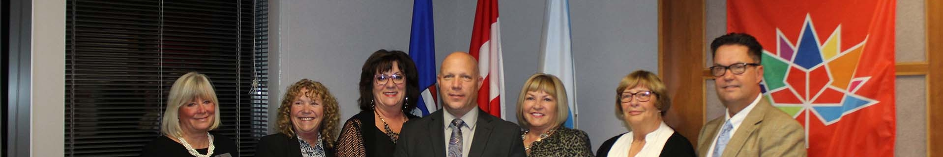 Town of Olds Council Members