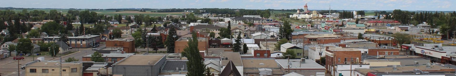Town of Olds Neighbourhood