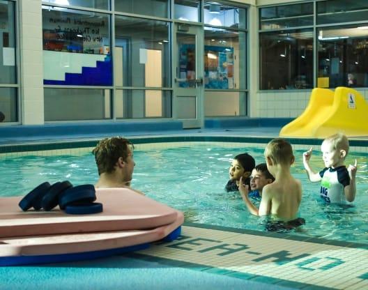 Olds Aquatic Centre Brochure