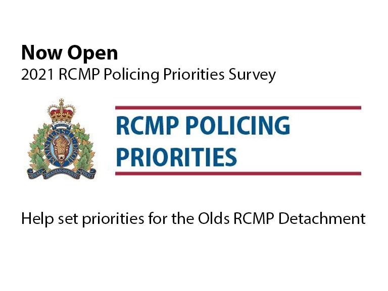 RCMP Policing Priorities Survey